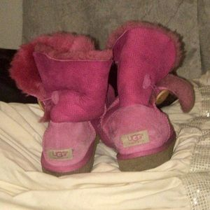 Size 8 Woman's Ugg Boots